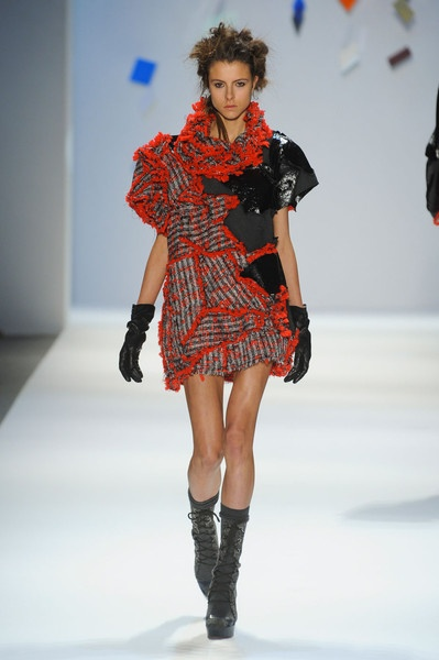 Custo Barcelona at New York Fashion Week Fall 2012