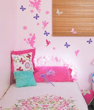 butterfly ideas for bedrooms