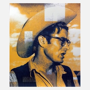 James Dean By Frank Worth, $89, now featured on Fab.