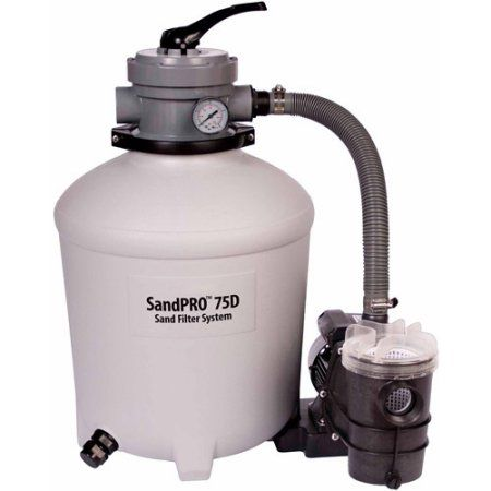 10 Best Top 10 Best Sand Filters For Pools In 2016 Reviews