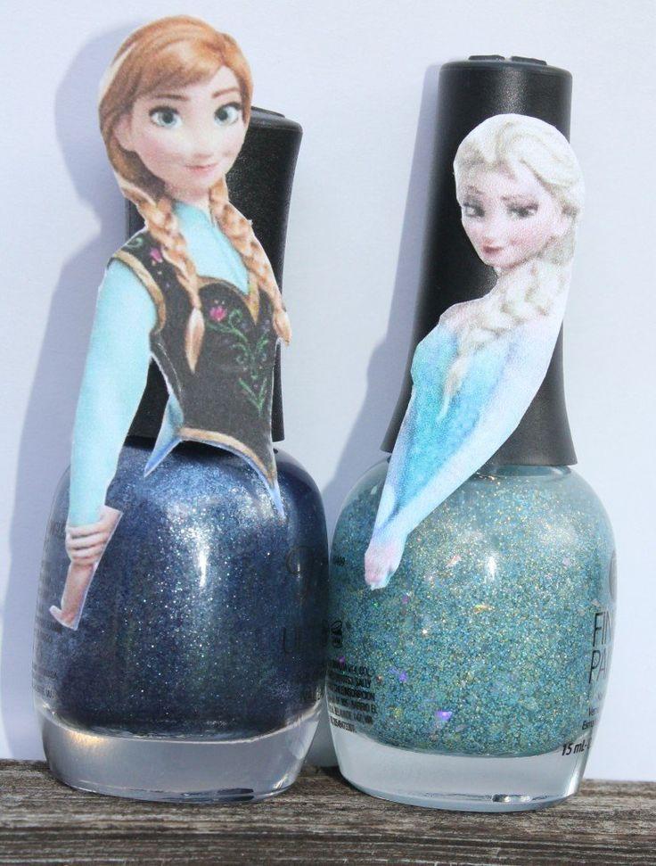 Fun Disney Frozen gift idea! http://mycrazysavings.com/2014/06/disneys-frozen-inspired-gift-idea/
