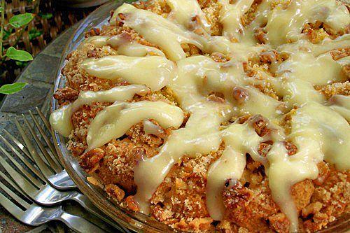 Orange-Walnut Brunch Cake Recipe ~ Says: is one of the tastiest uses I ...
