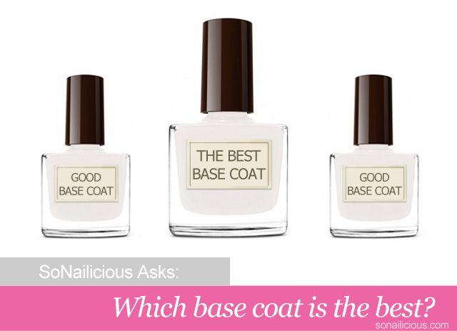 Best Nail Base Coat recommendations. Click to see them all.