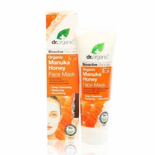 Organic Manuka Honey Face Mask