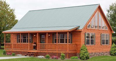 Log Cabin as a Home