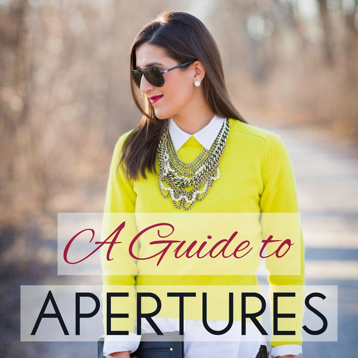 A Southern Drawl: Photo Tip Thursday: A Guide to Apertures