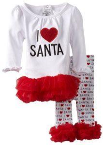 Baby Christmas pajamas for the holidays