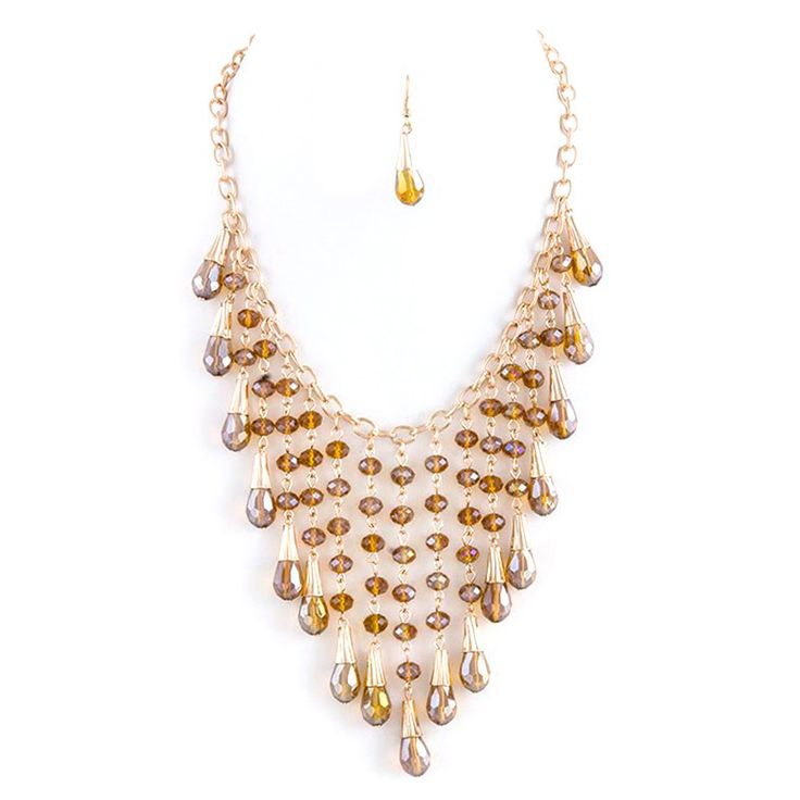 Dashing Necklace Set