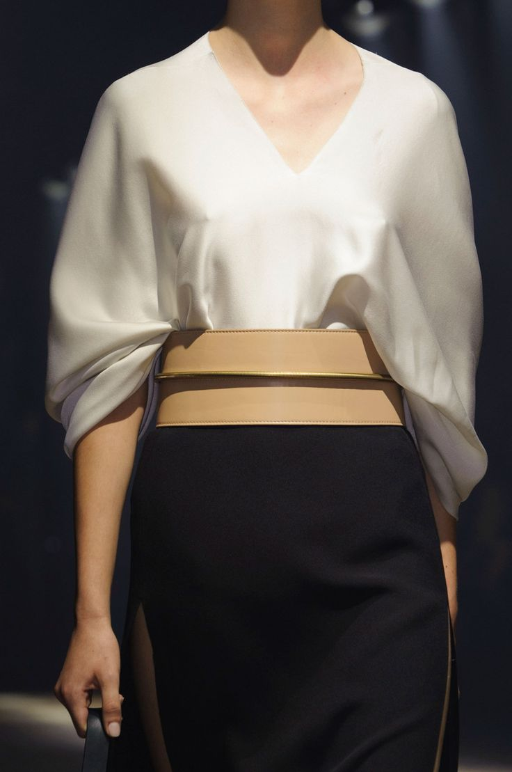 Lanvin at Paris Spring 2015: