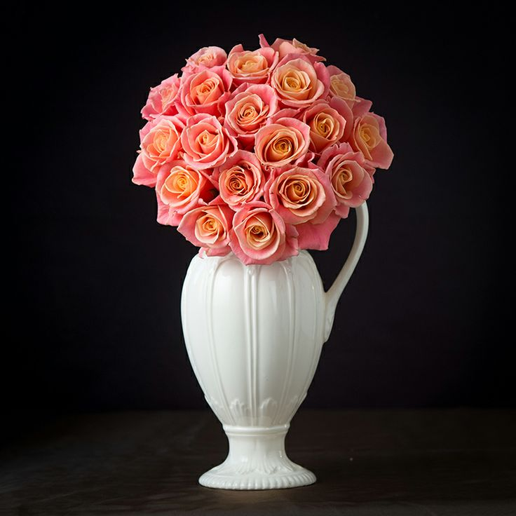 Vintage Rose bouquet. Part of the Couture Collection by Appleyard London