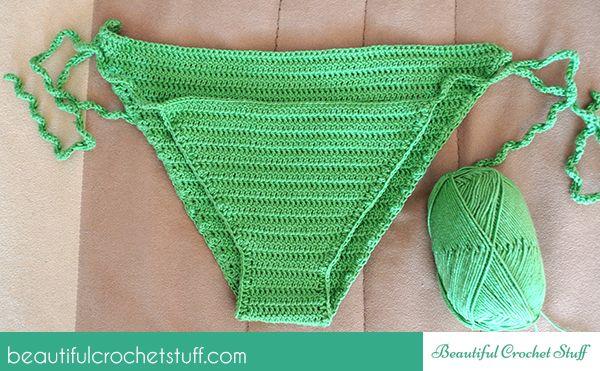 Crochet Swimsuit Free Pattern   Beautiful Crochet Stuff