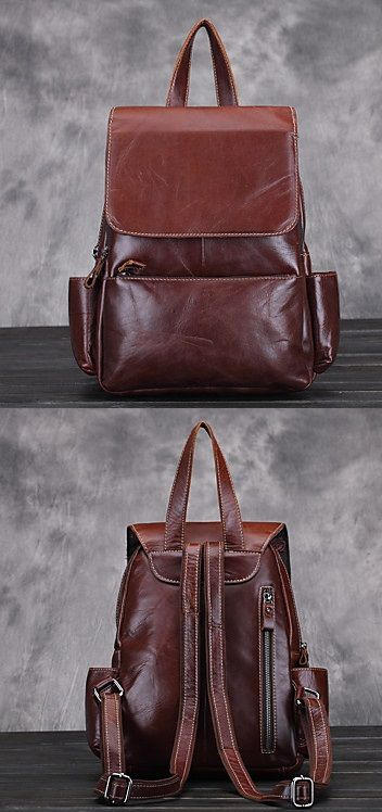 Super classy backpack to take in a short trip! Like it? Click for more details.