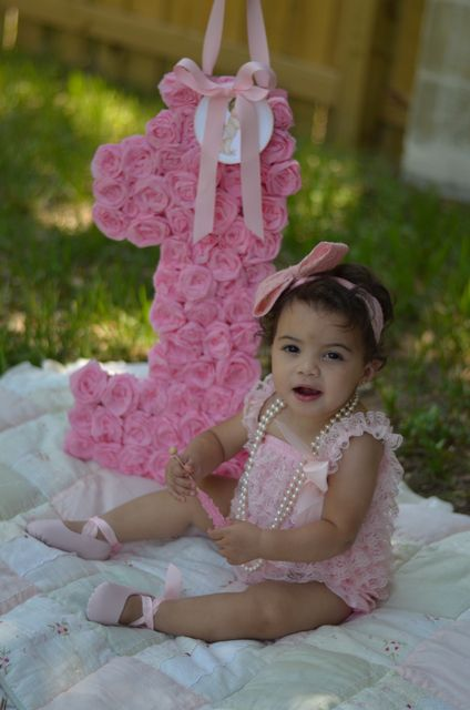 "Photo 1 of 19: Ruffles and Bows / Birthday ""Juliana's First Birthday"" 