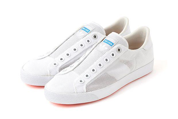 Rod Laver B.B.U Collaboration Mesh Sneaker: Running Shoes, Laver B B U.S., Summer Meshin, Laver Bbu, Rods Makes, Collaborative Mesh, Mesh Sneakers, B B U.S. Collaborative