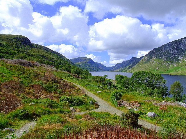 Glenveagh National Park; County Donegal, Ireland