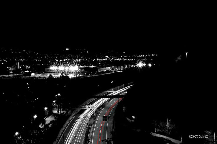 Late Inntel Autobahn. (Innsbruck)