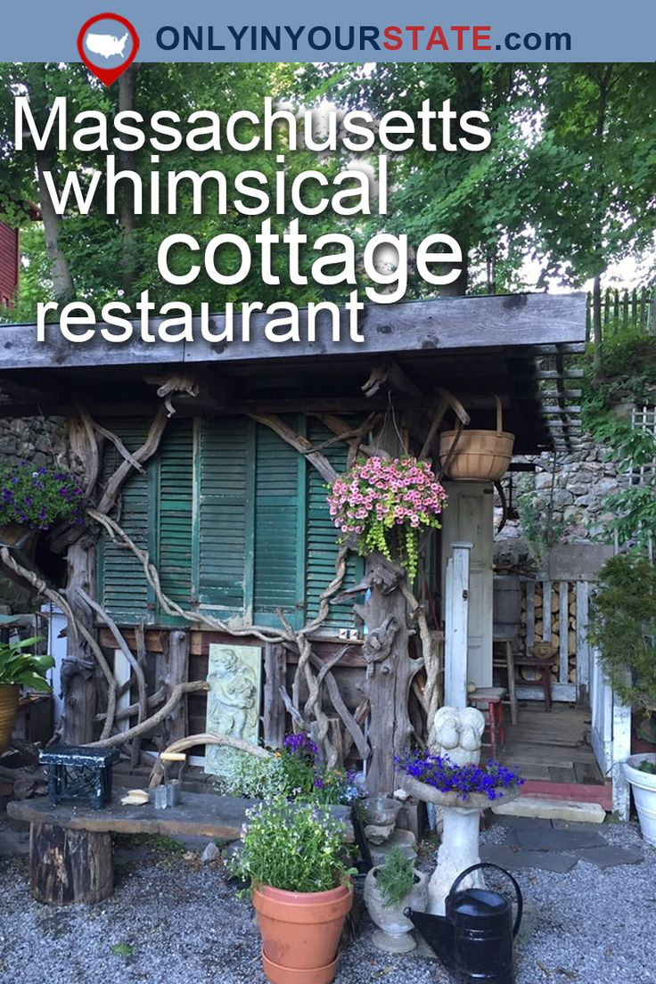 Travel | Massachusetts | USA | New England | Places To Eat | Delicious | Food | Restaurants | Whimsical Dining | Places To Go | Destinations | Attractions | Berkshires | Hidden Gems | Enchanting | Restaurants | Cottage | Antiques | Shopping | Vintage | Cottage Restaurant