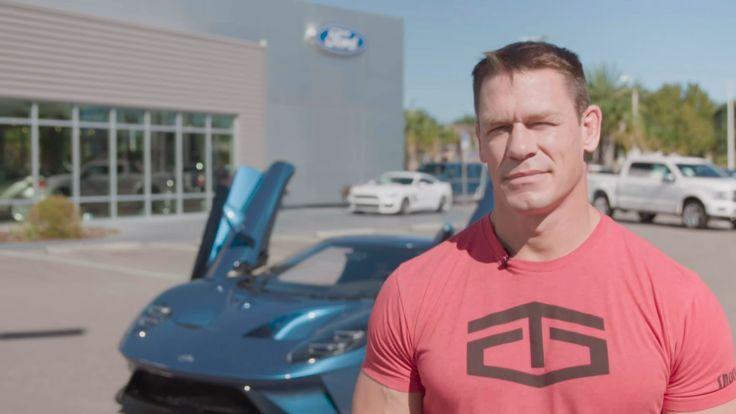 Ford sagsøger wrestlingstjerne for salg af Ford GT - http://bit.ly/2BBNhe0