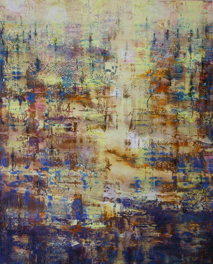 Allure, 183cm x 152cm, For more information please contact REDSEA Gallery on (07) 3162 2230 © Joseph Rolella