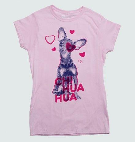 Chihuahua Pup Star T-shirt