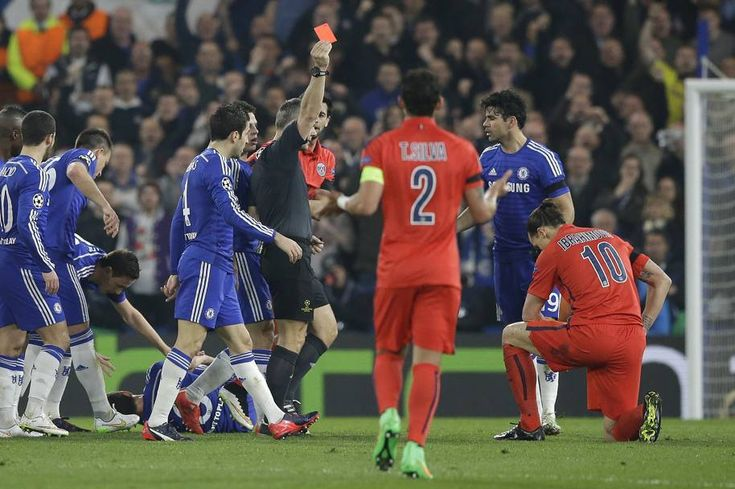 """Ibrahimovic spara a zero sui giocatori del Chelsea: """"11 bambini"""" - http://www.maidirecalcio.com/2015/03/12/ibrahimovic-spara-a-zero-sui-giocatori-del-chelsea-11-bambini.html"""