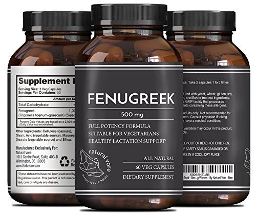 Pure Fenugreek Seed Best Supplement for Lactating Mothers Galactagogue Enriches Breastmilk Flow Production Nutritious Herbal Formula For Breastfeeding Pumping Women By Natural Vore >>> Learn more by visiting the image link.