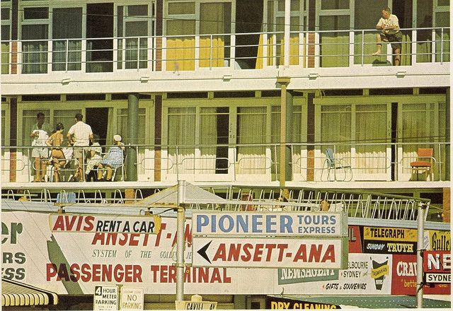 Scenes From The Gold Coast c 1971