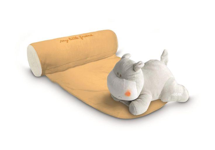 Cojín antivuelco hippo + doudou