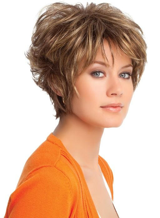 Hairstyles For Short Hair Over 50