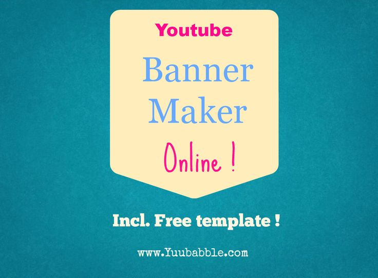 Best 25+ Free banner maker ideas on Pinterest
