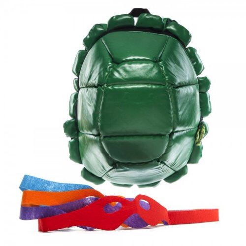Back pack teenage mutant ninja turtle Shell martial art green  36.95$