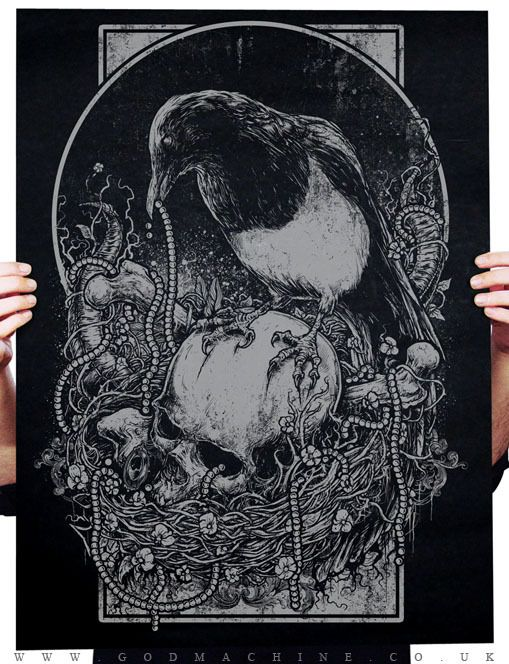 Image of SOLD OUT - MAGPIE