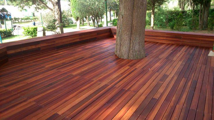 Wood Decking, Ipe Lumber, Patio Deck Wood