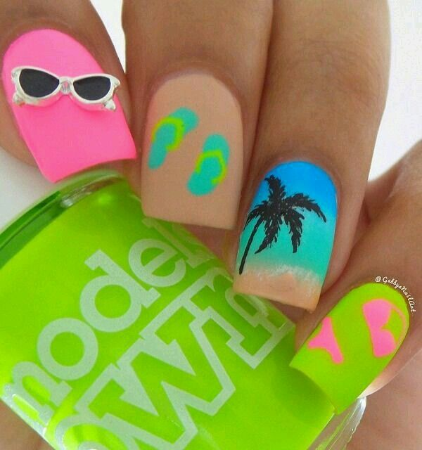Mejores 70 imágenes de nail designs en Pinterest   La uña ...