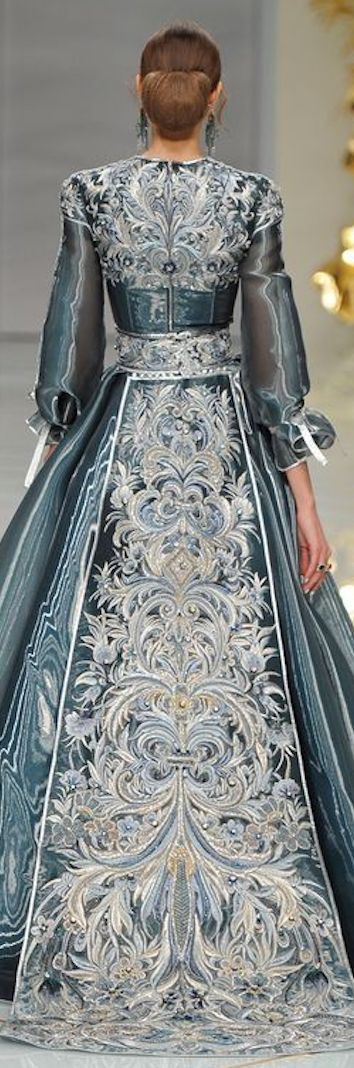 Guo Pei Spring Summer 2016 Couture