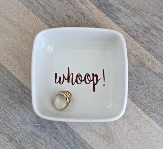whoop++Texas+Aggie+Ring+Dish+by+confettiandtwine+on+Etsy