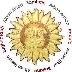 Keltischer Jahreskreis