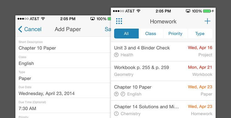 Student Planners|School Datebooks|Academic Agendas|Homework Organizers