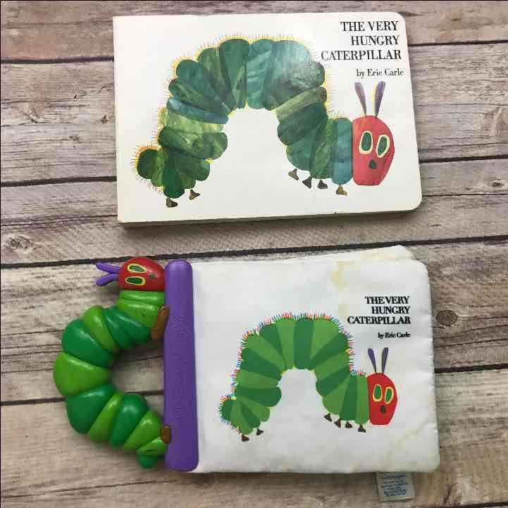 The Very Hungry Caterpillar Book set