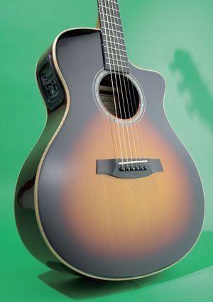 Walden Guitars - Concorda  CG3030CETB-IMIX