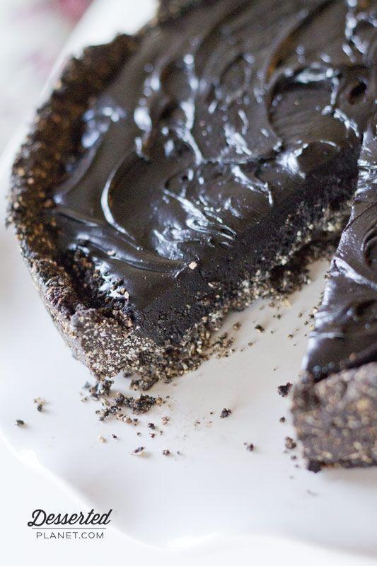 Chocolate Fudge Tart 4