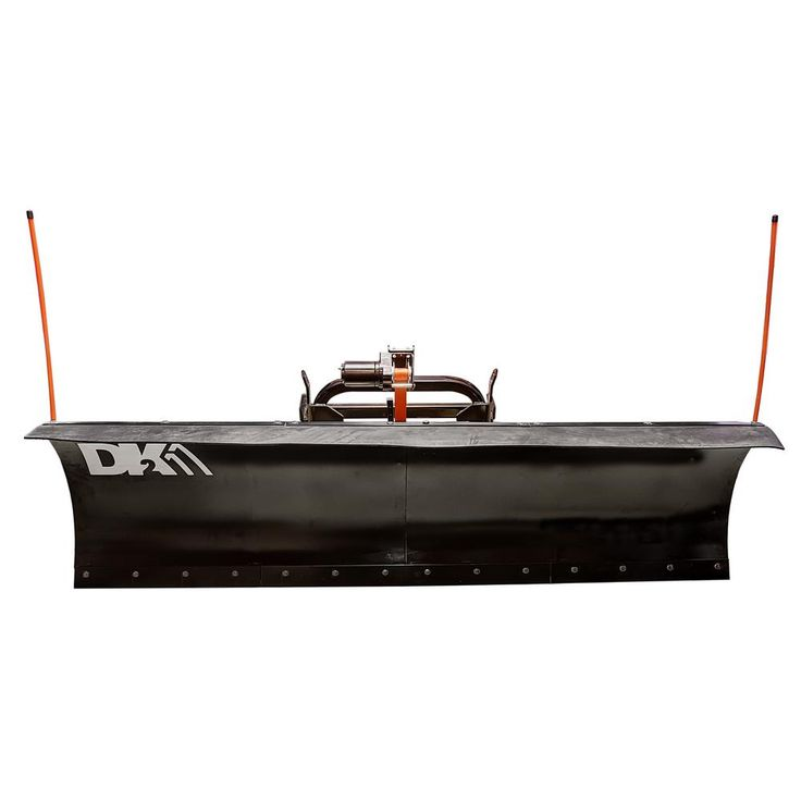 Summit II Series 88 in. x 26 in. Snow Plow for Trucks and SUVs