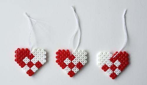 Christmas heart ( Danish hearts )