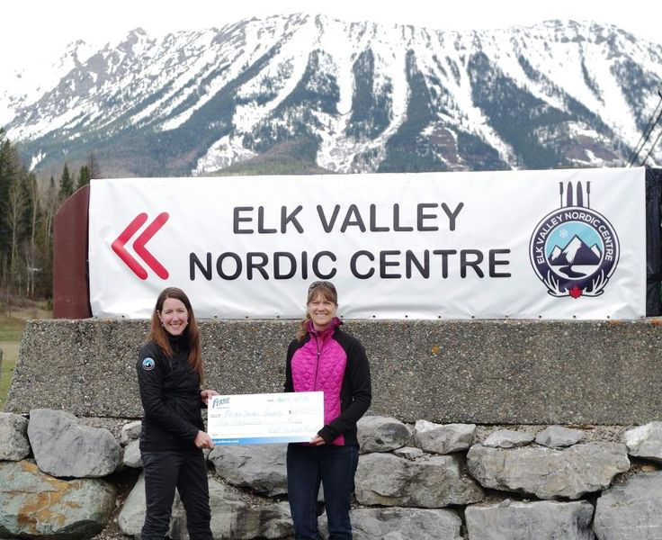 The Fernie Nordic Society had a great 2015/16 winter season! Fernie Alpine Resort's Summit Fund is a proud supporter of the Fernie Nordic Society, this winter donating $2000 to the FNS in support of trail development & maintenance.