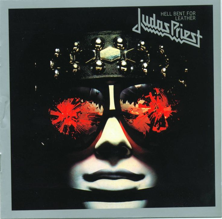 Judas Priest - Hell Bent for Leather | 1978