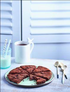 Cookie fondant aux deux chocolats sans four
