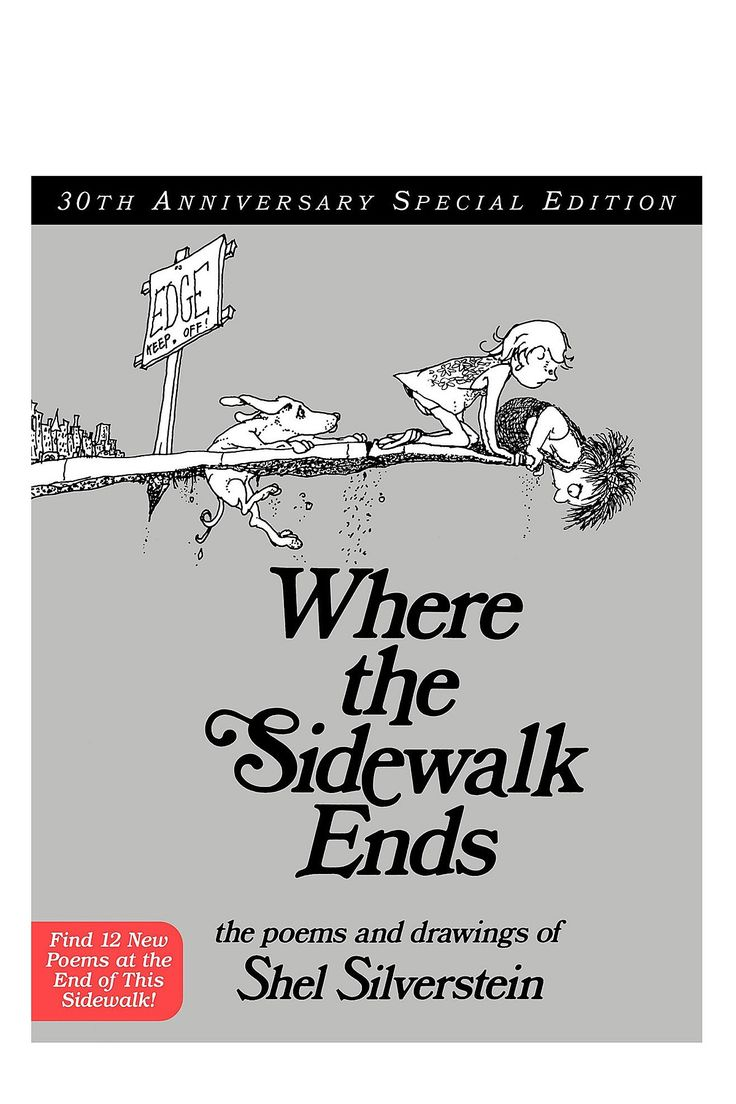 52 best laite gordon illustrator images on pinterest second favorite childhood collection where the sidewalk ends anniversary special edition fandeluxe Choice Image