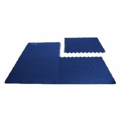 karimatka Spokey SCRAB na cvičení 12mm modrá