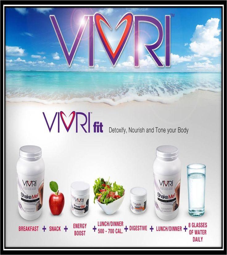 Live Vivri - Essential Nutrition Join the Challenge! www.vivri.com/837