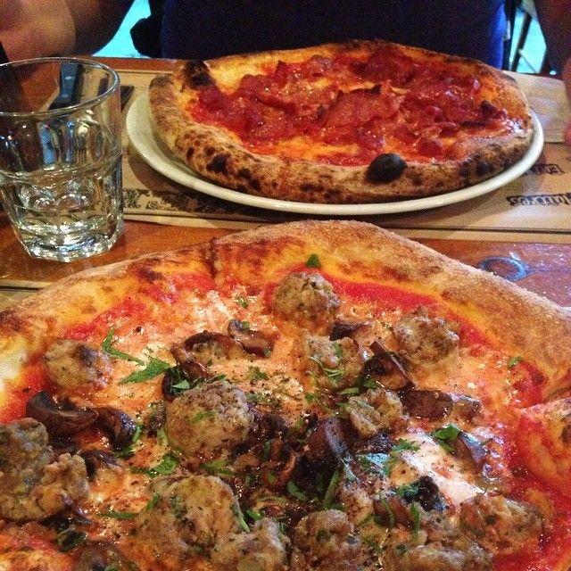 Pizzeria Magpie in Montreal, QC